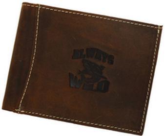 Wild portfel męski skóra ALWAYS 06 04 BRN Elegancki męski portfel marki Alway