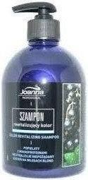 Joanna Profesjonalny szampon rewitalizujący kolor o zapachu czarnej porzeczki 500ml