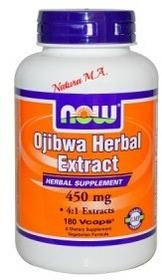 Now Foods Foods Ojibwa Herbal Extract 180 szt.