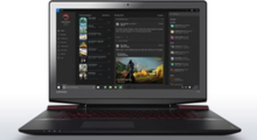 "Lenovo Y700 15,6"", Core i7 2,6GHz, 4GB RAM, 1000GB HDD (80NV00D7PB)"