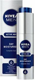 Nivea Active Age Men Krem Na Dzień Nawilżający 50ml
