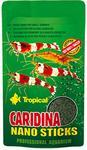 Tropical Caridina Nano Sticks podstawowy pokarm dla krewetek karłowatych 10g