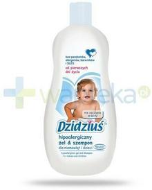 Pollena SP. Z O.O. SP.K. Dzidziuś hipoalergiczny żel i szampon dla niemowląt i dzieci od pierwszych dni życia 500 ml 7044903