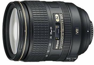 NikonAF-S 24-120mm f/4G ED VR
