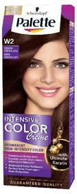 Schwarzkopf Palette Intensive Color Creme W2 Ciemna czekolada
