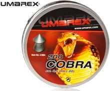Umarex Śrut 5,5 mm COBRA szpic moletowany 200szt 4.1964.1