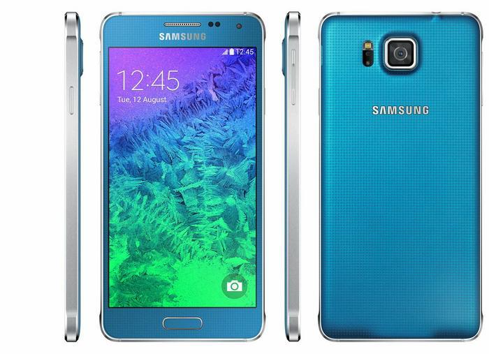 Samsung Galaxy Alpha G850 Niebieski Ceny I Opinie Na