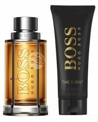 Hugo Boss SET The Scent M) edt 100ml + sg 100ml