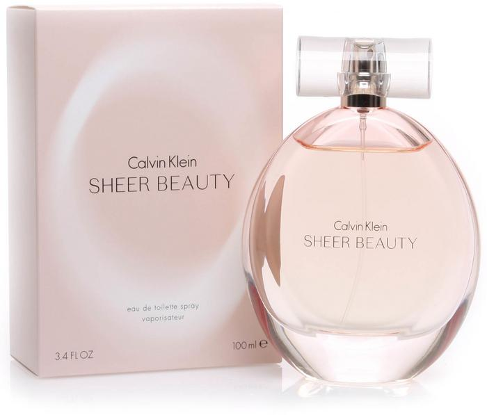 Calvin Klein Sheer Beauty woda toaletowa 100ml