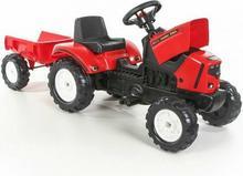 Falk Traktor Lander Z160X z otwieraną maską i przyczepą 2030AC