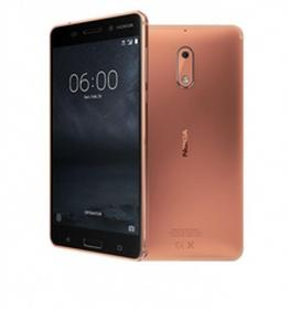 Nokia6 32GB Dual Sim Miedziany