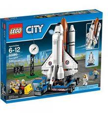 LEGO City Port kosmiczny 60080