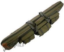 Mil-Tec Pokrowiec Transportowy na Broń Rifle Case Oliv