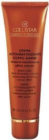 Collistar Body-Legs Self-Tanning Cream Samoopalający krem do ciała i nóg 125ml