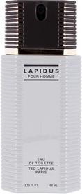 Ted Lapidus Lapidus Pour Homme 100 ml woda toaletowa + do każdego zamówienia upominek.