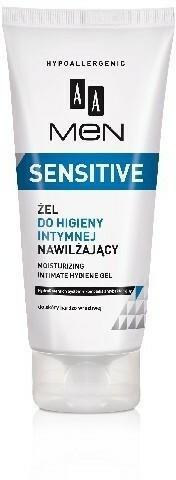 Oceanic Men Sensitive Żel do higieny intymnej nawilżający 200ml