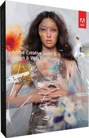 Adobe Creative Suite 6 Design & Web Premium PL Win/Mac