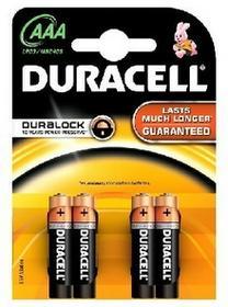 Duracell Bateria LR03/AAA/MN2400 (K4) Basic LR03 / AAA / MN2400 (K4) Basic