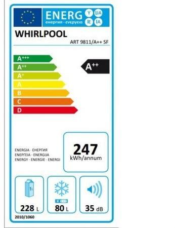 Whirlpool ART9811A++SF