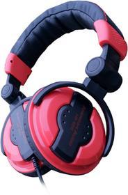 RH SOUND HP-550 LAVA czarno-czerwone