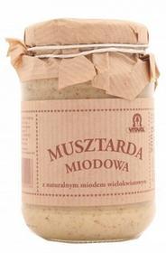 Vitapol Musztarda miodowa z naturalnym miodem wielokwiatowym - - 200g 02