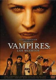 Łowcy Wampirów: Los Muertos [DVD]
