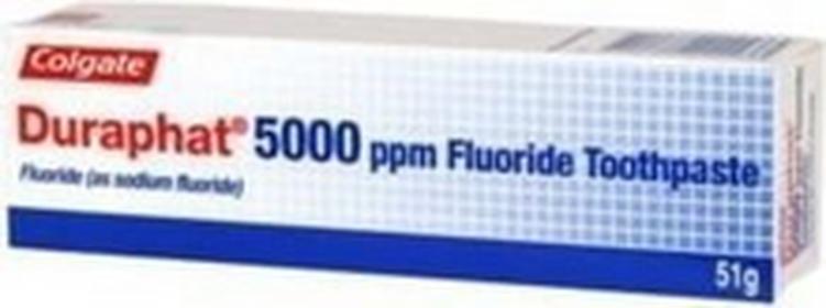 Colgate PalmoliveDuraphat 5000 51 g