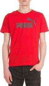 Puma Ess No.1 Koszulka Czerwony XL