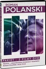 Pakiet Roman Polański DVD