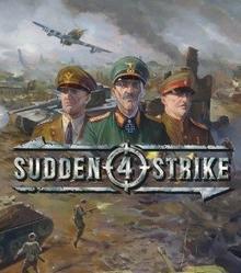 Sudden Strike 4 STEAM