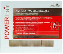 Joanna Power Hair ampułki wzmacniające 4 szt.