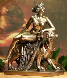 Veronese Ariadna na panterze