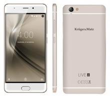 Kruger&Matz LIVE 4 16GB Dual Sim Złoty