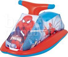 Bestway Skuter wodny, dmuchany Spiderman 89 x 46 cm 98012