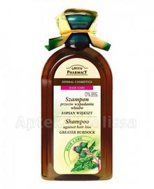 Elfa-Pharm POLSKA GREEN PHARMACY Szampon przeciw wypadaniu włosów łopian większy 350 ml 7050065