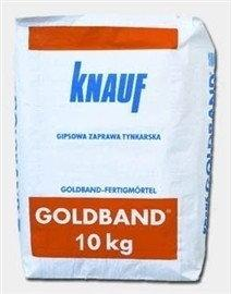 Knauf Tynk gipsowy Goldband 10kg