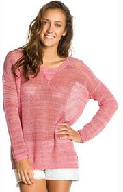 Roxy sweter damski PINK BLAZING RNE0