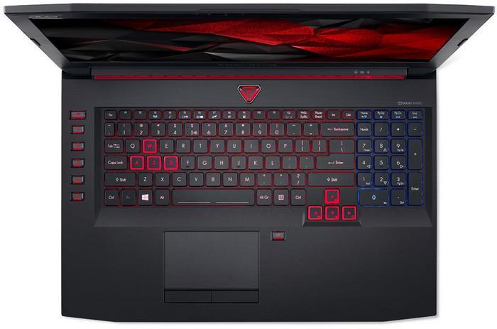 "Acer Predator G9-792 17,3"", Core i7 2,6GHz, 8GB RAM, 1000GB HDD (NX.Q0QEP.001)"
