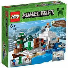 LEGO Minecraft 21120 Śnieżna kryjówka