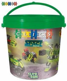 Clics KLOCKI Space Squad Drum CD009