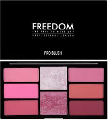 Freedom Pro Blush Palette Pink And Baked Zestaw do makijażu