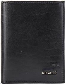 Insignium Etui na dokumenty Regalis - Etui na dokumenty Regalis czarny