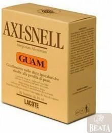 GUAM LACOTE Koncentrat do picia gUAM wspoma gający odchudzanie  op. 20x10ml