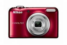 Nikon Coolpix A10 czerwony