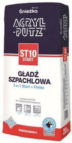 Acryl Putz Gładź szpachlowa  ST10 Start 20 kg