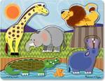 Melissa&Doug Dotknij i Poczuj Zoo 14328