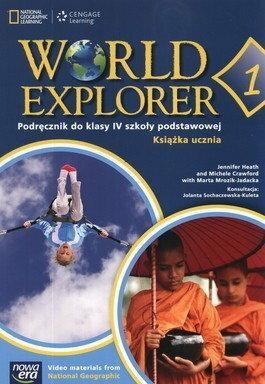 Nowa Era Język angielski. World explorer 1