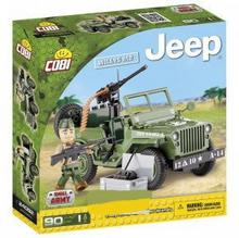 Cobi 24092 Cobi Small Army - Jeep Willys MB