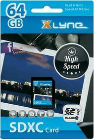 Xlyne SDXC Class 10 64GB