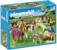 Playmobil Country Wybieg dla koni 5227